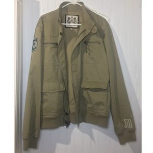 Juicy Couture Vintage Green Jacket Size XL
